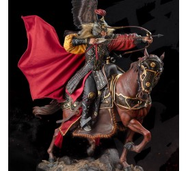 Three Kingdoms Five Tiger Generals Huang Zhong 1/4 Scale 78 cm