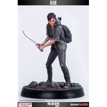 The Last of Us Part 2: Ellie 1:4 Scale Statue
