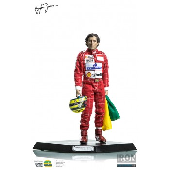 Ayrton Senna Legend 1/6 scale Figure