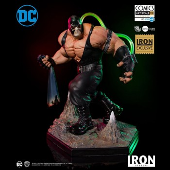 DC Comics Series 4 Bane Art Scale 2018 Exclusive