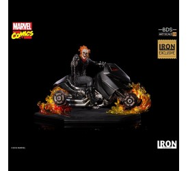 Marvel Series 5 Ghost Rider BDS Art Scale 2018 Exclusive