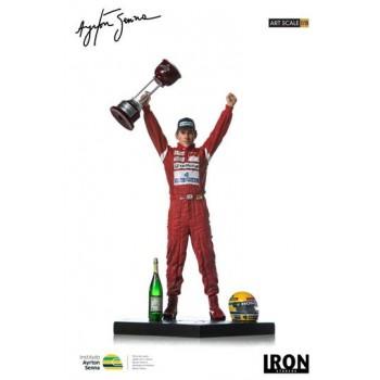 Ayrton Senna Art Scale Statue 1/10 Ayrton Senna (GP Japan 1988) 24 cm