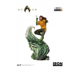Aquaman BDS Art Scale Statue 1/10 Aquaman 30 cm