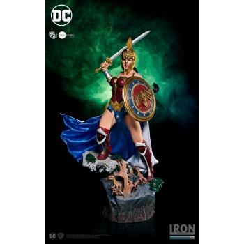 DC Comics Wonder Woman by Ivan Reis Prime Scale Statue