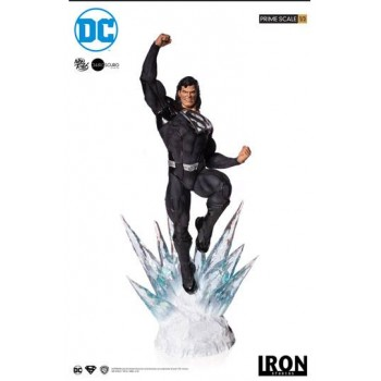 DC Comics Prime Scale Statue 1/3 Superman (Black Suit) 95 cm