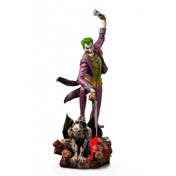 DC Comics Prime Scale Statue 1/3 The Joker by Ivan Reis 85 cm