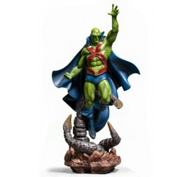 DC Comics Art Scale Statue 1/10 Martian Manhunter by Ivan Reis 31 cm