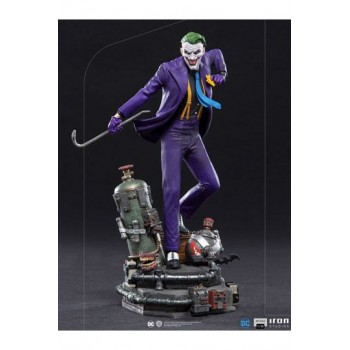 DC Comics Art Scale Statue 1/10 The Joker 23 cm