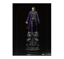 The Dark Knight Deluxe Art Scale Statue 1/10 The Joker 30 cm