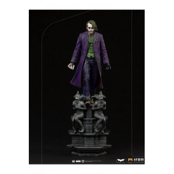 The Dark Knight Deluxe Art Scale Statue 1/10 The Joker 30 cm