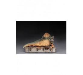 Star Wars Deluxe Art Scale Statue 1/10 Jabba The Hutt 23 cm