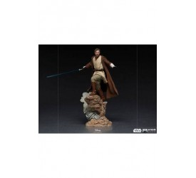 Star Wars Deluxe BDS Art Scale Statue 1/10 Obi-Wan Kenobi 28 cm