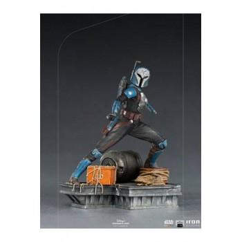 Star Wars The Mandalorian BDS Art Scale Statue 1/10 Bo-Katan 21 cm