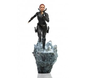 Avengers: Endgame BDS Art Scale Statue 1/10 Black Widow 21 cm