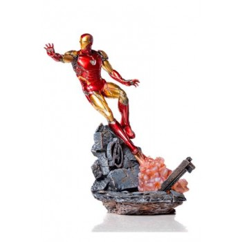 Avengers Endgame BDS Art Scale Statue 1/10 Iron Man Mark LXXXV 29 cm
