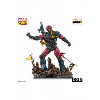 Marvel Comics BDS Art Scale Statue 1/10 X-Men VS Sentinel Deluxe 90 cm