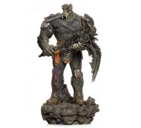 Avengers Endgame BDS Art Scale Statue 1/10 Cull Obsidian Black Order 36 cm