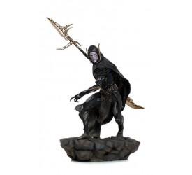 Avengers Endgame BDS Art Scale Statue 1/10 Corvus Glaive Black Order 27 cm