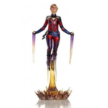 Avengers Endgame BDS Art Scale Statue 1/10 Captain Marvel 26 cm