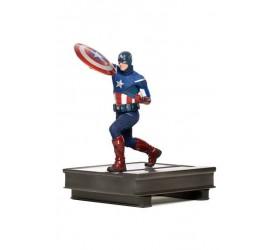 Avengers Endgame BDS Art Scale Statue 1/10 Captain America 21 cm