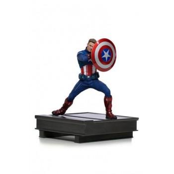 Avengers Endgame BDS Art Scale Statue 1/10 Captain America 2023 19 cm