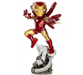 Avengers Endgame Mini Co. PVC Figure Iron Man 20 cm