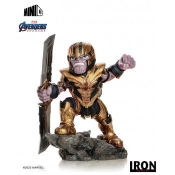 Marvel Avengers Endgame Thanos Minico PVC Statue