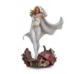 Marvel Comics BDS Art Scale Statue 1/10 Emma Frost 21 cm