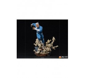 Marvel Comics BDS Art Scale Statue 1/10 Quicksilver 21 cm