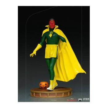 WandaVision Art Scale Statue 1/10 Vision Halloween Version 22 cm
