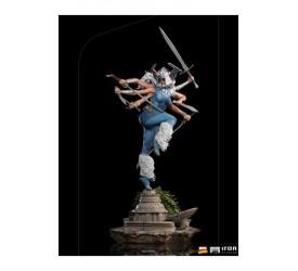 Marvel Comics Deluxe BDS Art Scale Statue 1/10 Spiral (X-Men) 32 cm