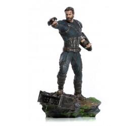 Avengers Infinity War BDS Art Scale Statue 1/10 Captain America 23 cm
