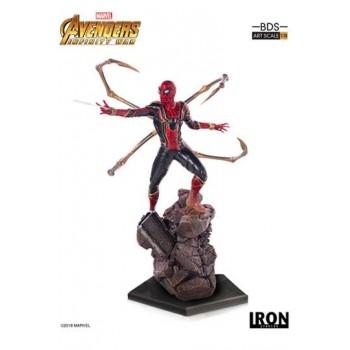 Avengers Infinity War BDS Art Scale Statue 1/10 Iron Spider-Man 26 cm