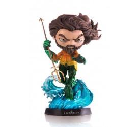 Aquaman Mini Co. Deluxe PVC Figure Aquaman 19 cm