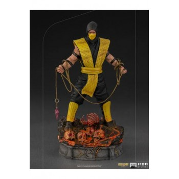 Mortal Kombat Art Scale Statue 1/10 Scorpion 22 cm