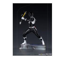 Power Rangers BDS Art Scale Statue 1/10 Black Ranger 17 cm