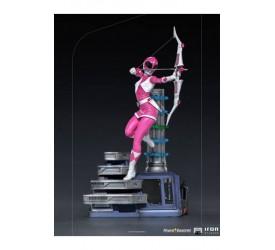 Power Rangers BDS Art Scale Statue 1/10 Pink Ranger 23 cm