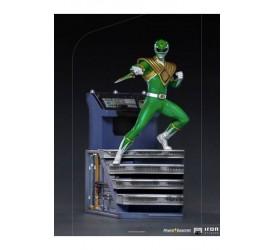 Power Rangers BDS Art Scale Statue 1/10 Green Ranger 22 cm