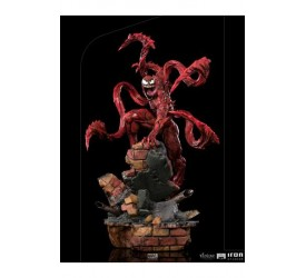 Venom: Let There Be Carnage BDS Art Scale Statue 1/10 Carnage 30 cm