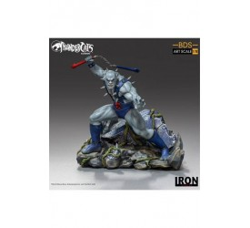 Thundercats BDS Art Scale Statue 1/10 Panthro 18 cm
