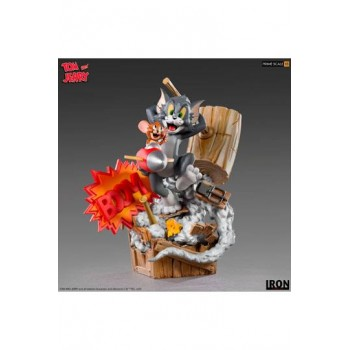 Tom and Jerry Prime Scale Statue 1/3 Tom and Jerry 21 cm