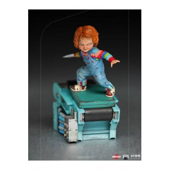 Child's Play 2 Art Scale Statue 1/10 Chucky 15 cm