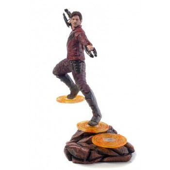 Avengers Infinity War BDS Art Scale Statue 1/10 Star-Lord 23 cm