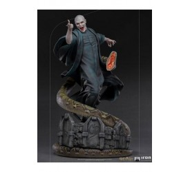 Harry Potter Legacy Replica Statue 1/4 Voldemort and Nagini 58 cm
