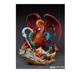 Dungeons and Dragons Demi Art Scale Statue 1/20 Tiamat Battle 56 cm