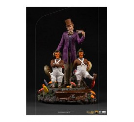 Willy Wonka and the Chocolate Factory (1971) Deluxe Art Scale Statue 1/10 Willy Wonka 25 cm