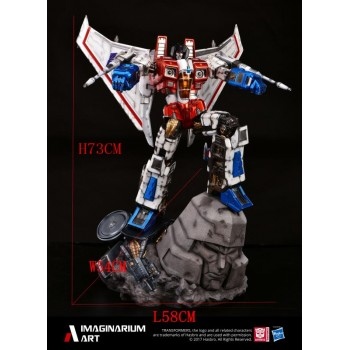 Imaginarium Art 1/10 Transformers G1 Starscream statue SHCC2018 Limited Edition