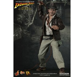 Indiana Jones Movie Masterpiece DX Action Figure 1/6 Indiana Jones 30 cm