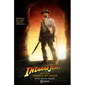 Indiana Jones The Temple of Doom Indiana Jones 1/6 scale figure 30 cm