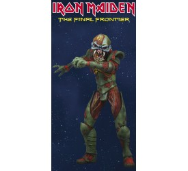 Iron Maiden Action Figure Eddie Final Frontier 22 cm